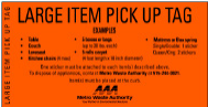MWA Large Item sticker