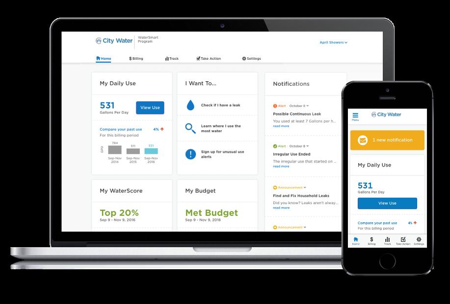 Water Smart Customer Portal