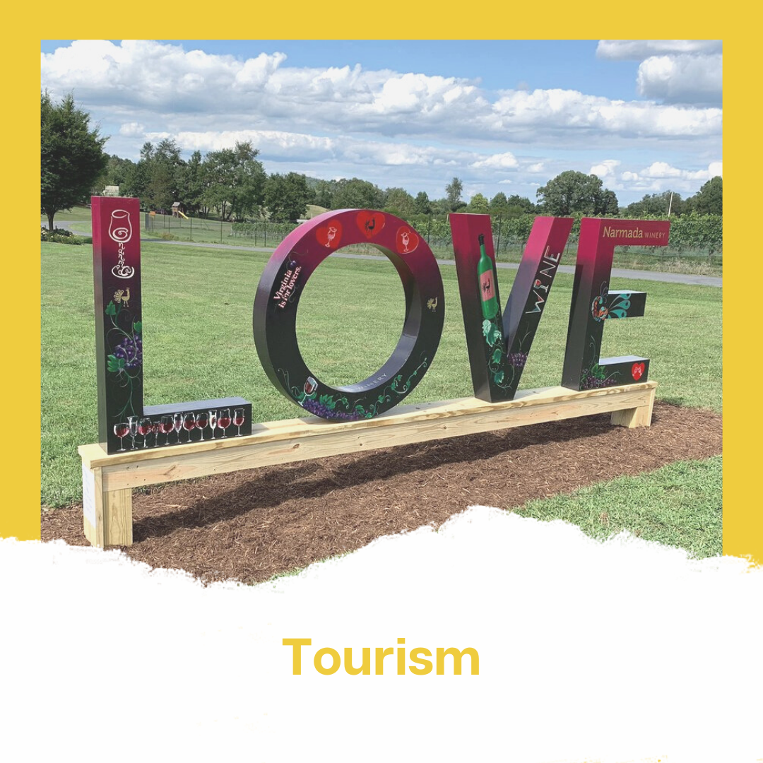 Tourism Image_Love Sign
